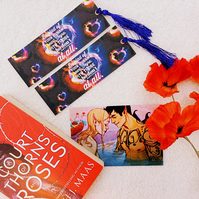 A Court of Thorns and Roses Quote Bookmark