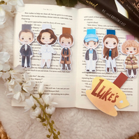Gilmore Girls Magnetic Bookmarks Part 2