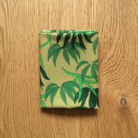 Woodland ferns fabric fat quarter