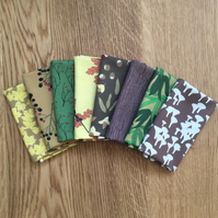 Autumn woodland fat eighth bundle