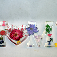 Resin home decoration