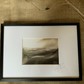 Chemical Landscape Framed Print no.2