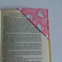 Corner bookmark, bookmark, gift for teacher, book lover, gift for friend