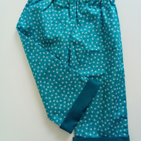 12 months, Summer Trousers, Unisex, Cotton Trousers, Summer clothes, Summer