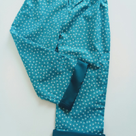 Age 2 years, Summer Trousers, Unisex, Cotton Trousers, Summer clothes, Summer