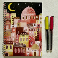 Pink Palaces, Notebook, Journal