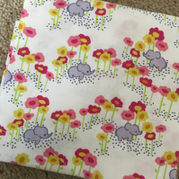 Elephant Fabric Fat Quarter