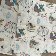 Beatrix Potter Peter Rabbit Fat Quarter