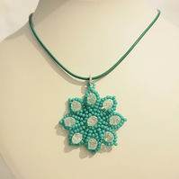 Flower Burst Necklace