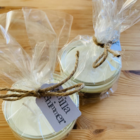 Vanilla Shimmer Recycled Jar Candle