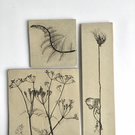 Rustic botanical wall decor
