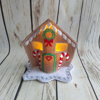 Gingerbread Christmas House, gingerbread christmas decoration