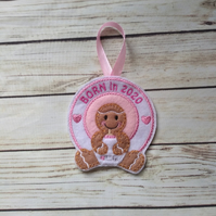 New born baby gifts, baby shower gifts, baby gingerbread decorations