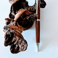 163  Ballpoint Pen made from English Walnut