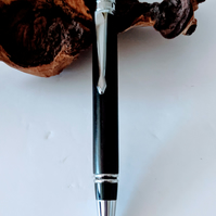 242 Executive Ballpoint Pen made from Ebony