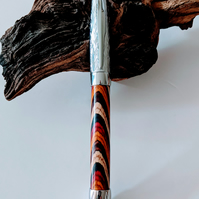 426 Fountain Pen made from Festival Colour Grain Wood