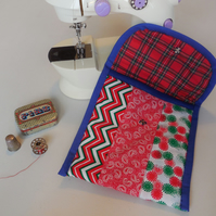 Large Patchwork Purse