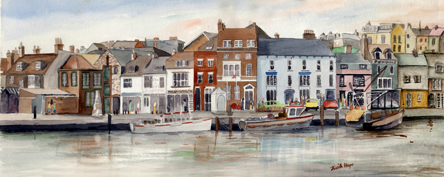 Dorset - Weymouth Waterfront 1