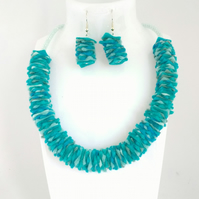 Cool Shades Felt Necklace