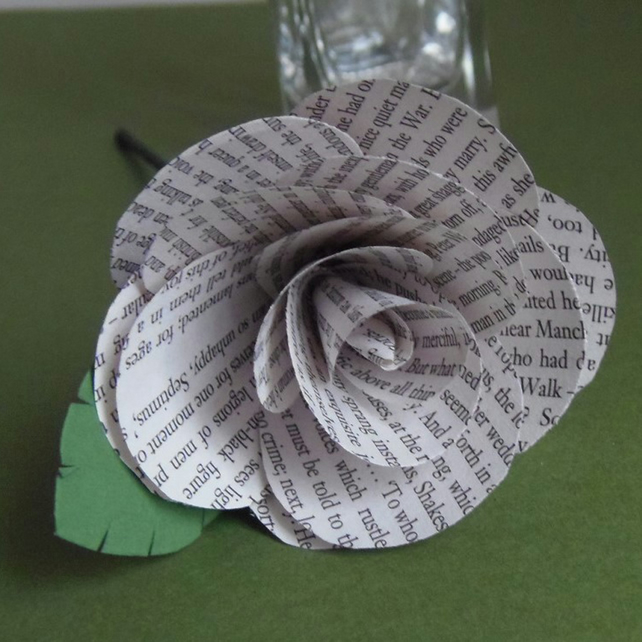 The Darcy Rose. Choice of authors and optional gift wrapping