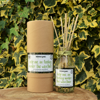 Antibacterial Reed Diffuser - Sinus Clearing Reed Diffuser - Home fragrance