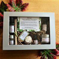 Balance Gift Box - Birthday Gift Box - Ultimate Spa Gift - Destress Gift - Gift
