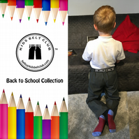 Handmade Mini Belts - Back to School Collection