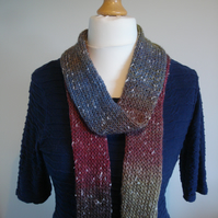 Northern Lights Infinity Scarf - Extra Long