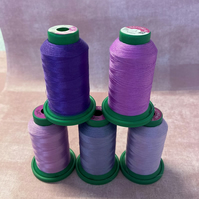 Issacord Sewing  Thread  x 5 Cops 1,000mts Ref 555