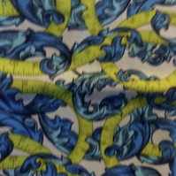 Fabric Fat quarter 100% cotton Ref 593