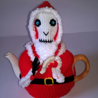 Christmas Death Tea Cosy