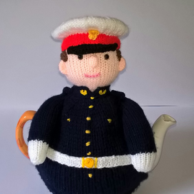 Royal Marine Tea Cosy