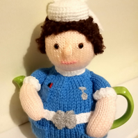 Nurse Tea Cosy