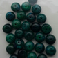 Chrysocolla Rondell Beads
