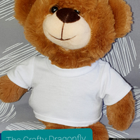 Teddy Bear with Personalisation