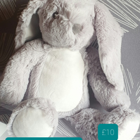 Soft Bunny for Personalisation