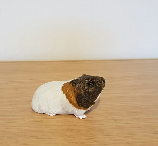 Custom Guinea Pig Sculpture Memorial