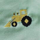 Digger Long-sleeve T-shirt age 4