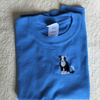Dog T-shirt Age 6 (XS youth)