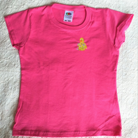 Duckling T-shirt age 5-6