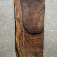 TIMZ Handmade Solid Walnut Antipasti, Charcuterie Serving Board.