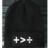 FatCuckoo -  Together is Greater Than Divided Unisex Winter Thinsulate Beanie Ha
