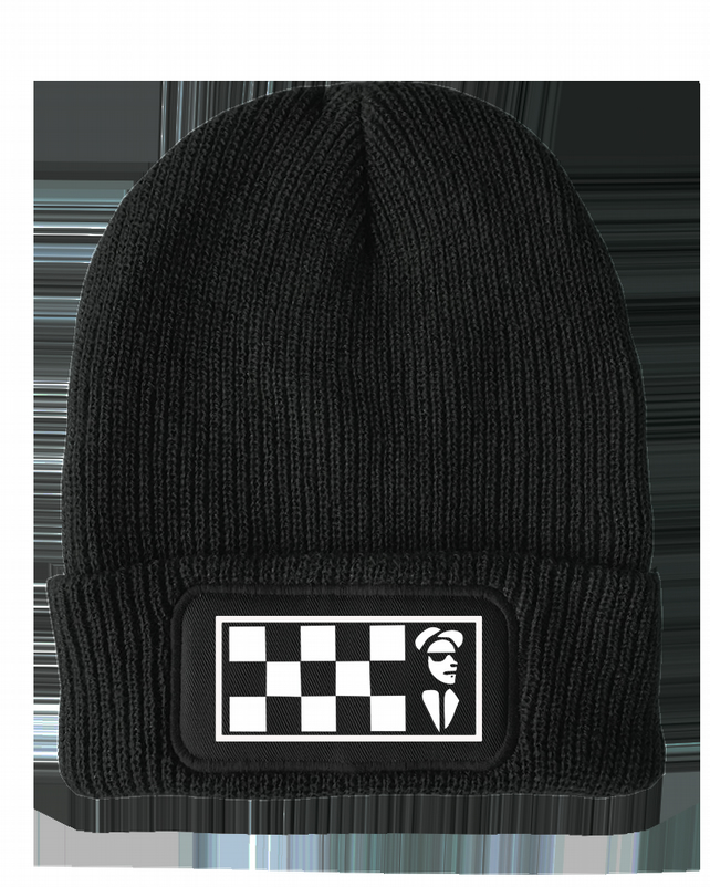 FatCuckoo - Ska Rudeboy Man Unisex Winter Thinsulate Beanie Hat