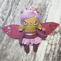 Sugar Plum Fairy Decoration, Penelope