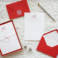 Kid's Personalised Santa Letter Writing Set
