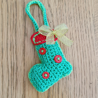 Mini Ragdoll Stocking Decoration 4