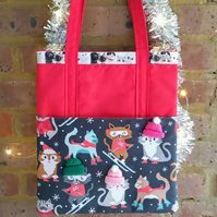 Christmas Cats LIMITED EDITION Shoulder Bag