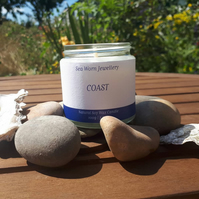 Coast scented candle