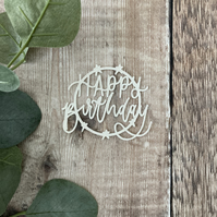 Cupcake Topper, Cake Topper, Wreath Cupcake Topper, Topper for cupcakes,