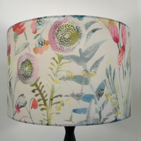 Voyage Maison June Blossom Handmade Lampshade, Drum or Empire Shapes